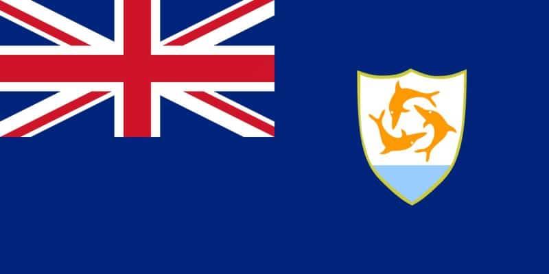 Anguilla flagga