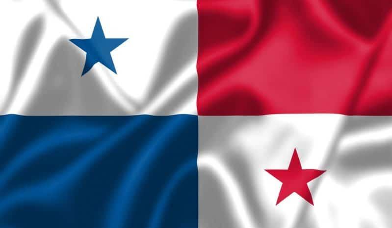 Panama flagga